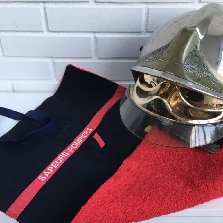 tapis langer pompier